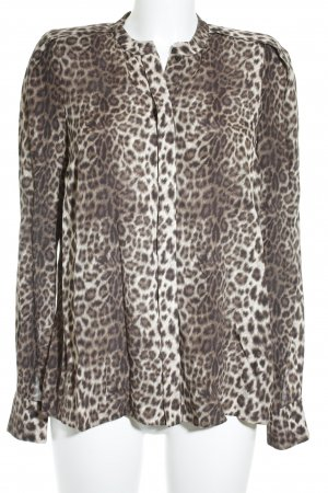 by Malene Birger Hemd-Bluse Leomuster Animal-Look