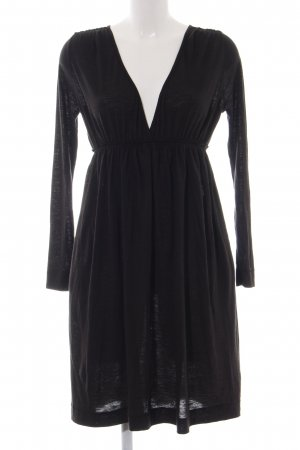 by Malene Birger Jerseykleid schwarz Casual-Look