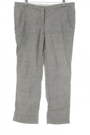 by Malene Birger Leinenhose graubraun Casual-Look