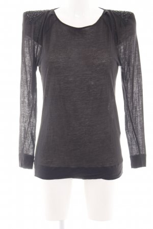 by Malene Birger Longsleeve braun Casual-Look
