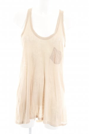 by Malene Birger Longtop apricot meliert Casual-Look