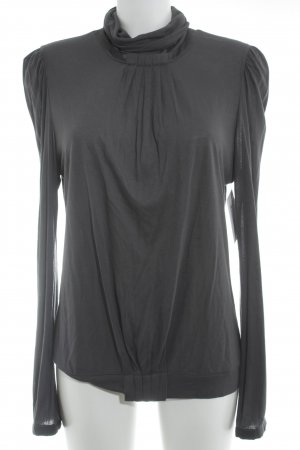 by Malene Birger Turtleneck Shirt slate-gray business style