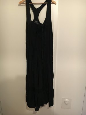 Birger et Mikkelsen Maxi Dress black viscose