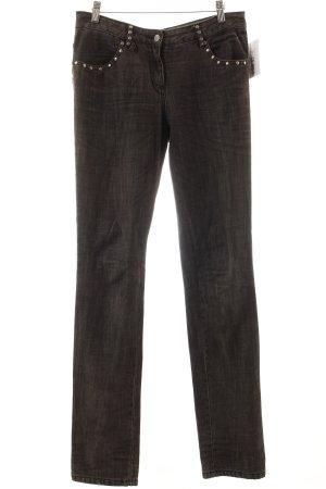 by Malene Birger Slim Jeans grau Casual-Look