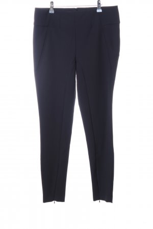 by Malene Birger Stretchhose schwarz Business-Look