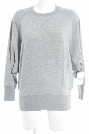 by Malene Birger Sweatshirt grau Casual-Look