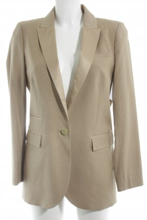 by Malene Birger Woll-Blazer camel Business-Look