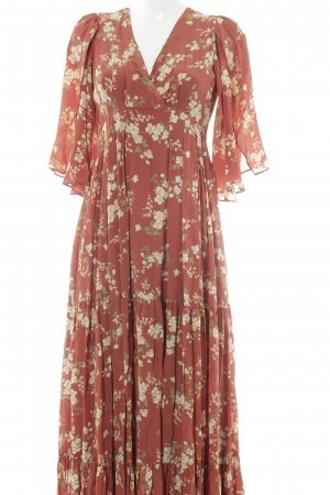 by Ti Mo Maxikleid florales Muster Gypsy-Look