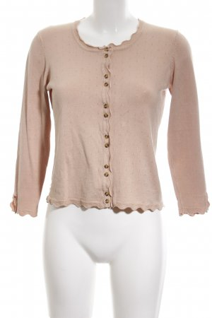 by Ti Mo Cardigan nude casual look
