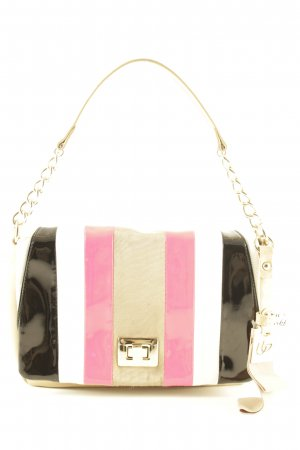 Byblos Carry Bag striped pattern elegant