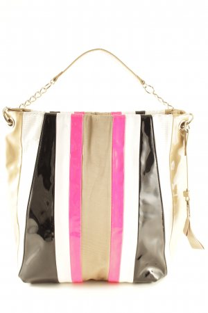Byblos Shopper striped pattern extravagant style