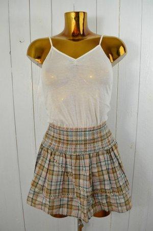 Minifalda multicolor Algodón