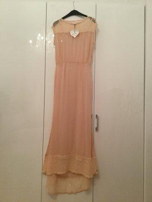 by Ti Mo Maxi Dress nude