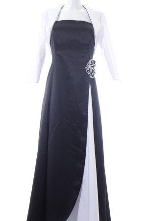 C&A Abendkleid schwarz-weiß Elegant