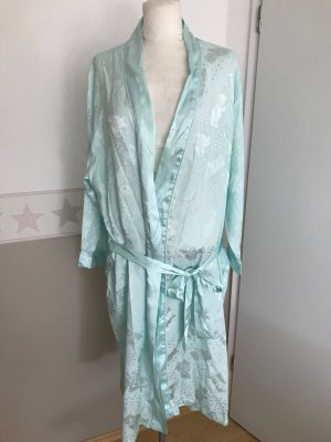 C&A Dressing Gown light blue-turquoise