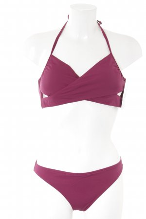 C&A Bikini purpur Beach-Look