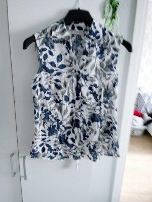 Canda Sleeveless Blouse multicolored polyester