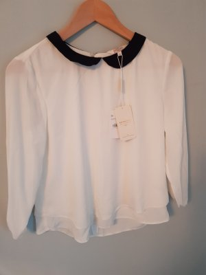 C&A Bluse mit Bubikragen