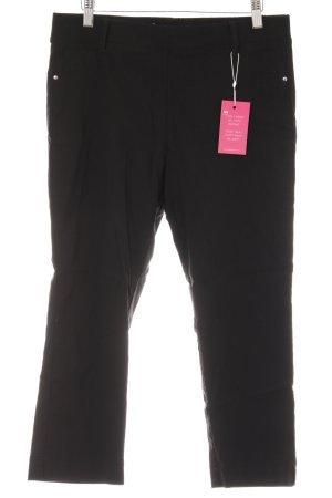 C&A Pantalone Capri nero stile casual