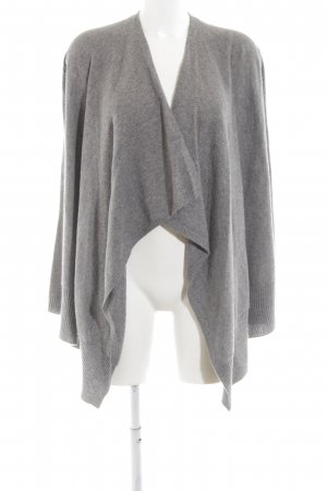 C&A Cardigan hellgrau Allover-Druck Casual-Look