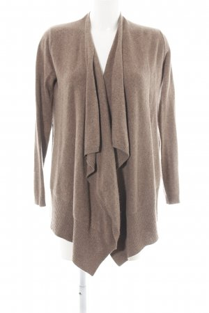 C&A Cardigan bronzefarben meliert Business-Look