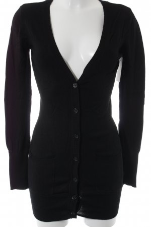 C&A Cardigan schwarz Casual-Look