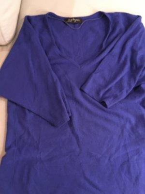 C&A Cindy Crawford Pullover, blau, guter Zustand, Gr. 46