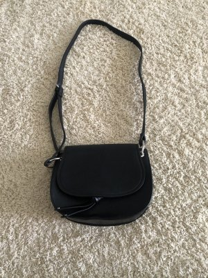 C&A Damen Handtasche schwarz
