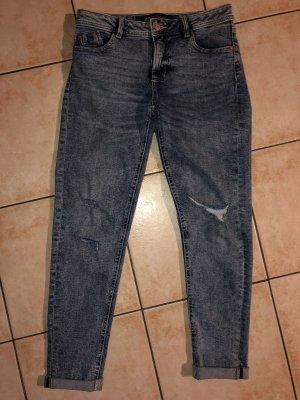 C&A Jeans boyfriend blu