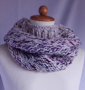 C&A Knitted Scarf multicolored synthetic