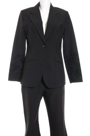 C&A Tailleur-pantalon noir élégant