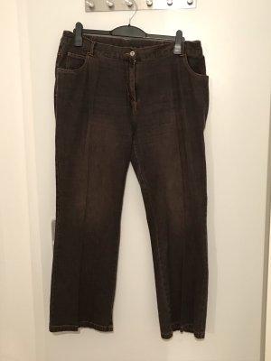 C&A Jeans Gr.48 Bootcut Schnitt Hose Grau