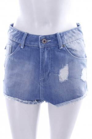 C&A Jeansshorts Usedlook