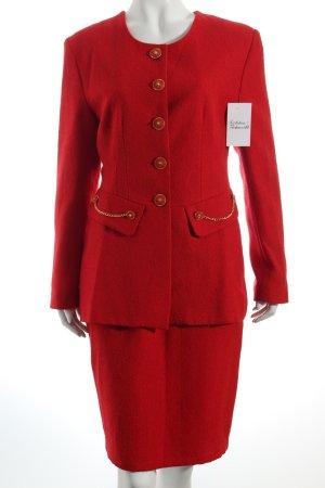 C&A Kostüm rot Vintage-Artikel