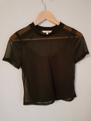 C&A Organza Shirt mit Top