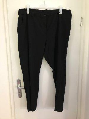 C&A Plus Size Hose Gr.52k Stoffhose schwarz Anzughose Kurzgröße