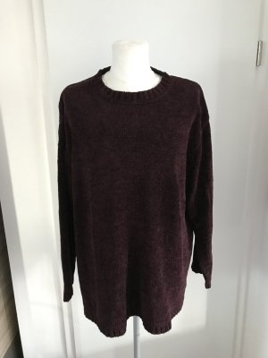 C&A Plus Size Pullover Gr.44/46 rot Flauschpullover
