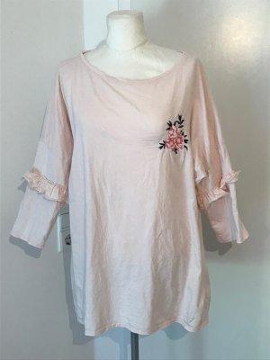 C&A Plus Size Shirt Gr.XL Gr.46 rosa