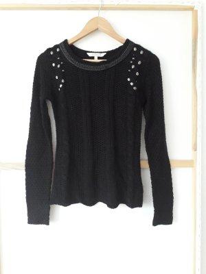 C&A Crewneck Sweater black