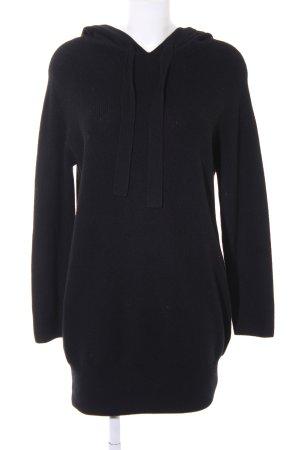C&A Abito maglione nero stile casual