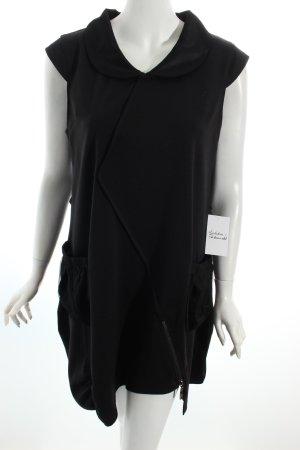 c.a.r.o. Ballonkleid schwarz Street-Fashion-Look