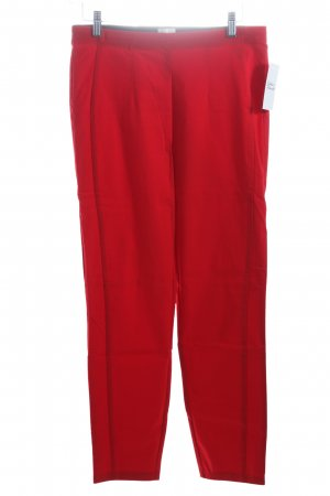 c.a.r.o. Jersey Pants red casual look