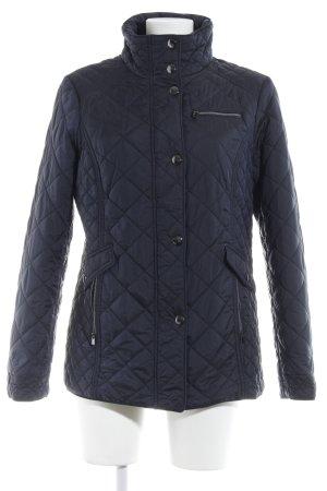 C&A Manteau matelassé bleu foncé style décontracté