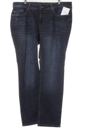 C&A Jeans a gamba dritta blu scuro stile jeans