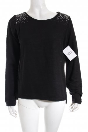 C&A Sweatshirt schwarz Casual-Look