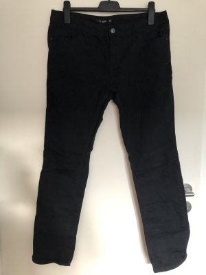 C&A Tube jeans zwart
