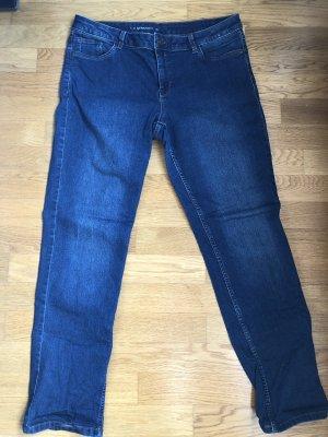 C&A Straight Leg Jeans blue