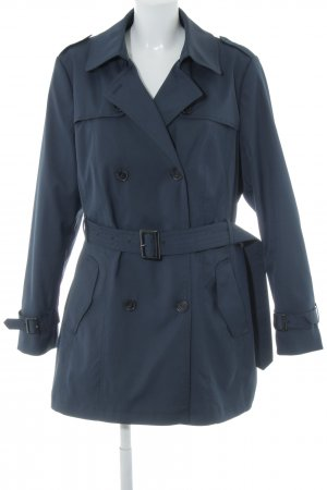 """C&A Trenchcoat """"The Outwear by C&A"""" dunkelblau"""