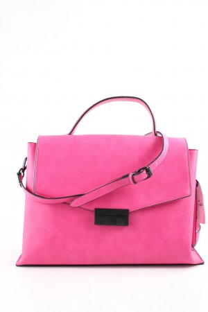C&A Umhängetasche pink Casual-Look