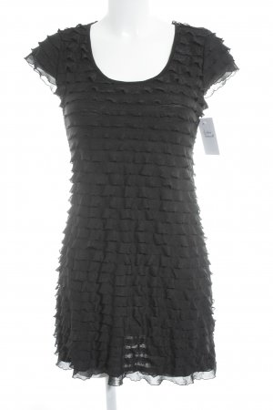 C&A Flounce Dress black elegant